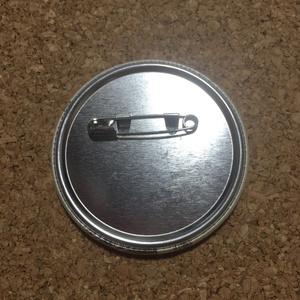 冴月麟 缶バッチ