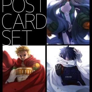 BIG3ポストカードセット