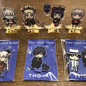 Fate/pixel Orderアクリルスタンド vol.3