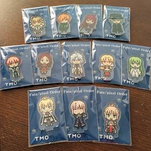 Fate/pixel Orderアクリルスタンド vol.1