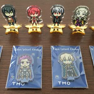 Fate/pixel Orderアクリルスタンド vol.2