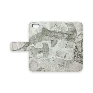 シュモクザメiPhoneケース