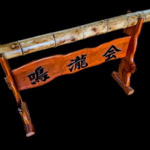 竹太鼓「鳴滝」(Kontakt5、6専用インストゥルメント)