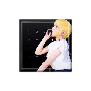 【rrcos】宮本フレデリカ  コス缶バッジ