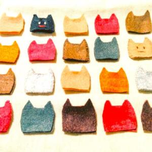 猫キーカバーor猫ストラップ(小)