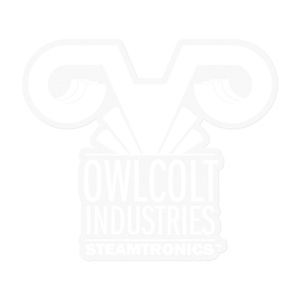 Owlcolt Industries Logo Sticker (Large )