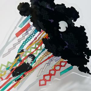 「ビジンサマ」 アクリルフィギュア