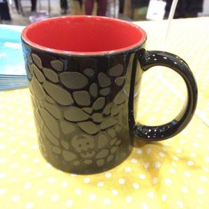 【送料込み】トゥースの鱗マグカップ