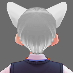 【VRoid】猫耳サンプル