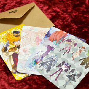 【SALE】遊戯王ZEXAL ポストカードセット