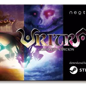 VRITRA COMPLETE EDITION ダウンロードカード【Steamキー】