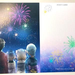 両面印刷ポストカード 全4種