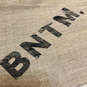 A3!/BNTM. サコッシュ(麻)