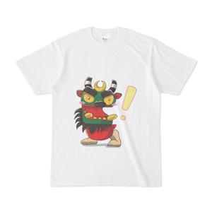 ビックリ!牛鬼 Tシャツ(t-1010)