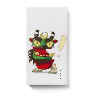 ビックリ!牛鬼 モバイルバッテリー (Mb-1010)