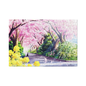 [パズル] 春の訪れ