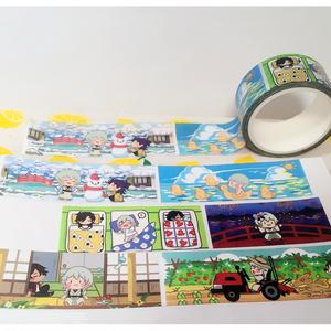鶴丸国永 マスキングテープ