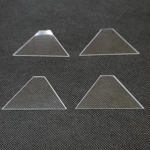 スマートフォン用3Dホログラム投影装置【未組み立てカット済みプラ板セット】