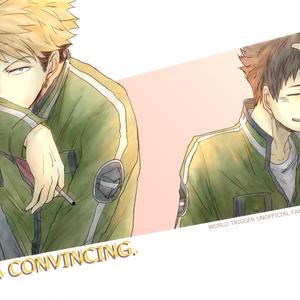 A CONVINCING.