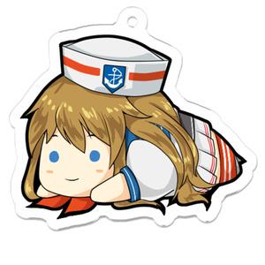 ころりんアクキー、戦艦少女Rノーザンプトン