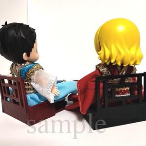 【オビツ家具】座椅子(一人用)