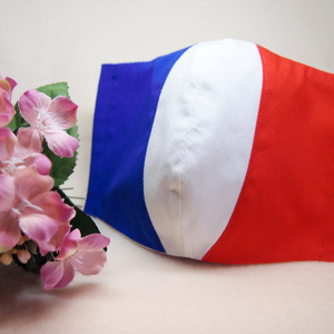 ヨーロッパの国旗モチーフマスク