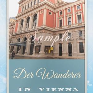 Der Wanderer in Vienna
