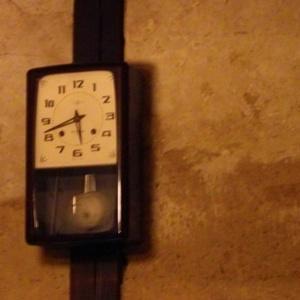 振り子時計は揺れて【夕暮れ/哀愁/感傷的/回想シーン/メロディアス/レトロ】