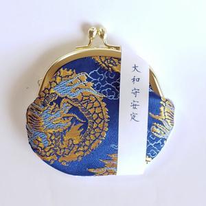 がま口【かたや東軍】大和守安定ver.(まるいの)