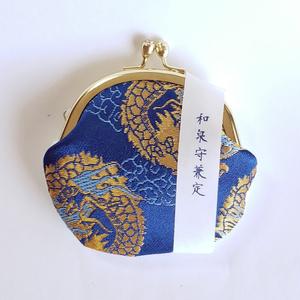 がま口【かたや東軍】和泉守兼定ver.(まるいの)