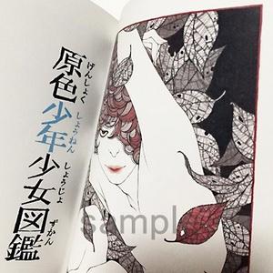 作品集「原色少年少女図鑑 2005~2016」