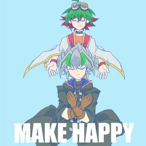 MAKE HAPPEY
