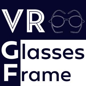 VR用メガネフレーム