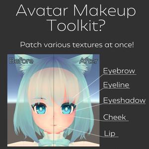 Avatar Makeup Toolkit