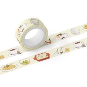 マスキングテープ【ハムサンドのある喫茶店】