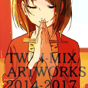 TWIN-MIX ARTWORKS 2014-2017