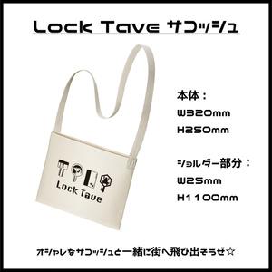 Lock Tave サコッシュ