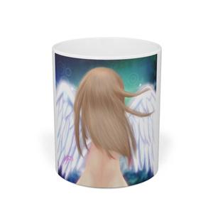 天使さんのマグカップ