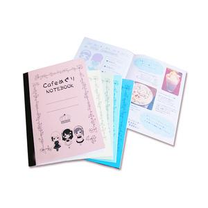【オリジナル】Cafeめぐりノート