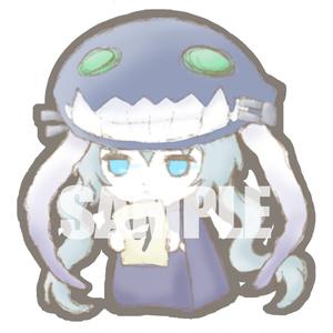【艦これIMAGE】BIGステッカー(空母ヲ級)