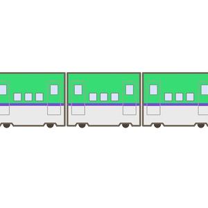 【鉄道】はやぶさ風マグネット