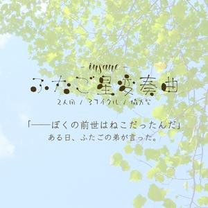 inSANe『ふたご星変奏曲』