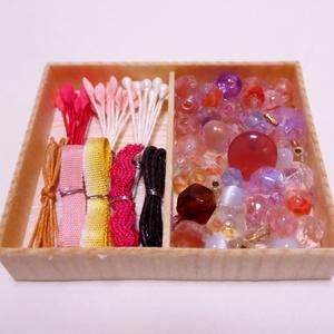 ミニチュア ソーイング材料BOX