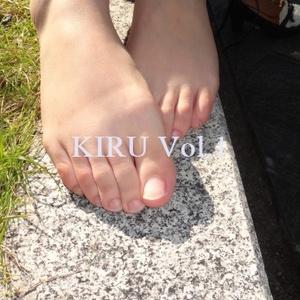 【足の裏 写真集】キル Vol.1