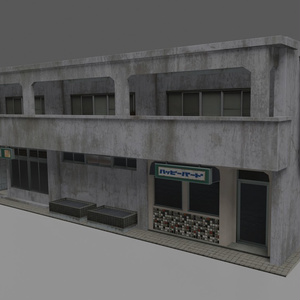 昭和店モデルセット