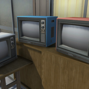 昭和テレビモデル