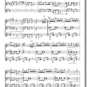 「オリジナル・ラグス」ギター3重奏