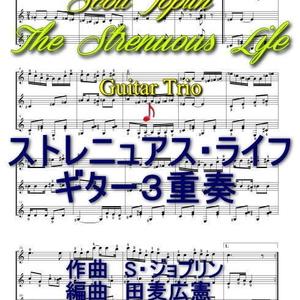 「ストレニュアス・ライフ」ギター3重奏