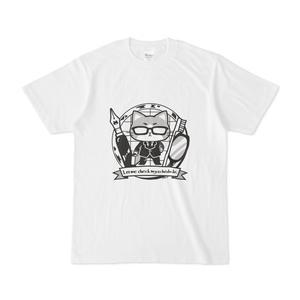 スーツできめる猫Tシャツ