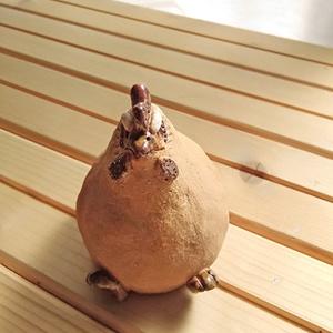 陶人形 ニワトリ